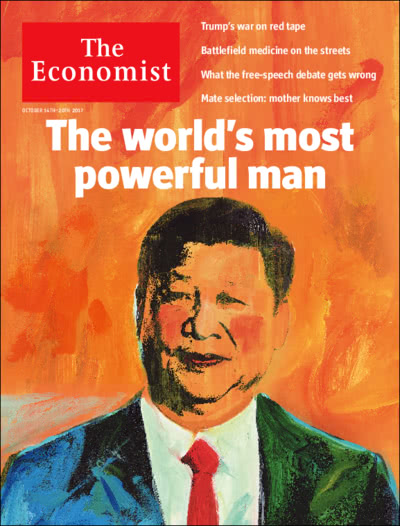 Xi Jinping has more clout than Donald Trump. The world ...