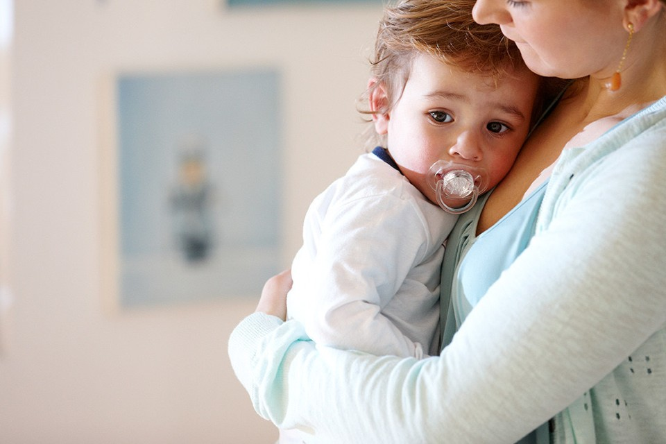 The Western Taboo of Comfort-Feeding Babies - The Atlantic