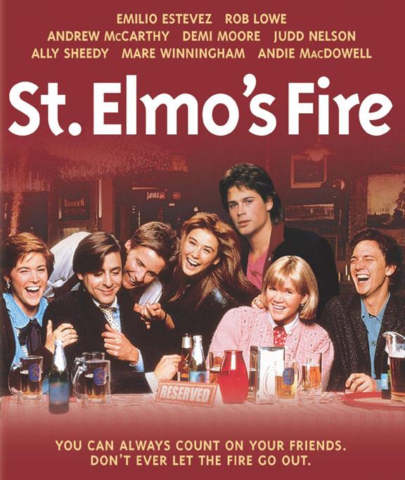 St. Elmo's Fire (1985) Poster #1 - Trailer Addict