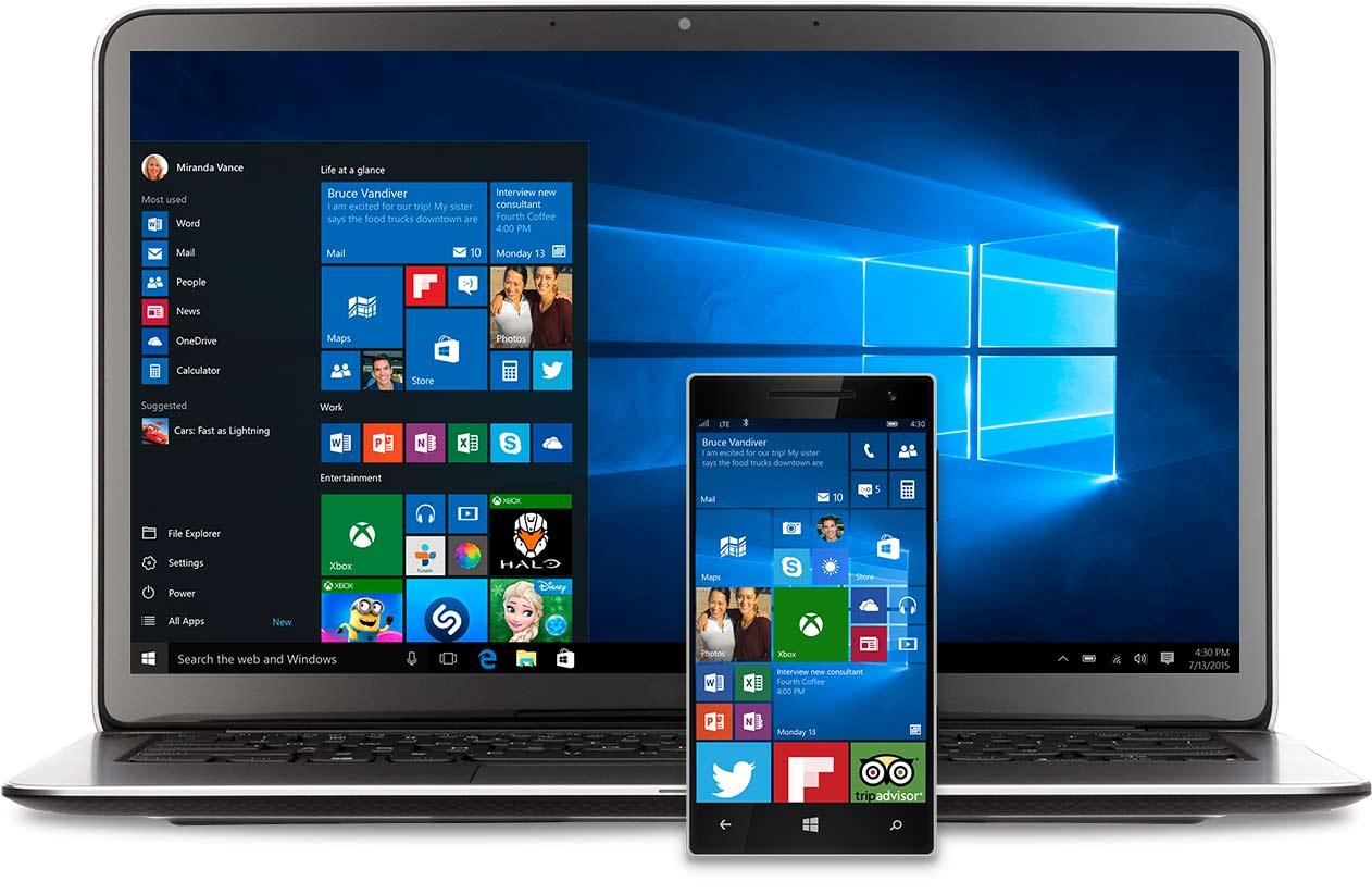Microsoft Updates Phone App for Windows 10 and Windows 10 ...