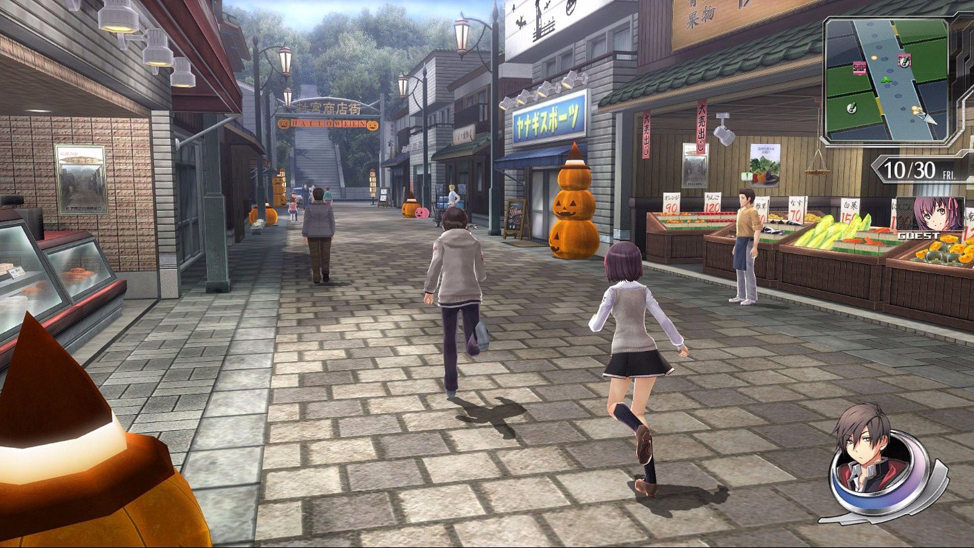 Tokyo Xanadu Review - Nihon Falcom Meets Modern Day