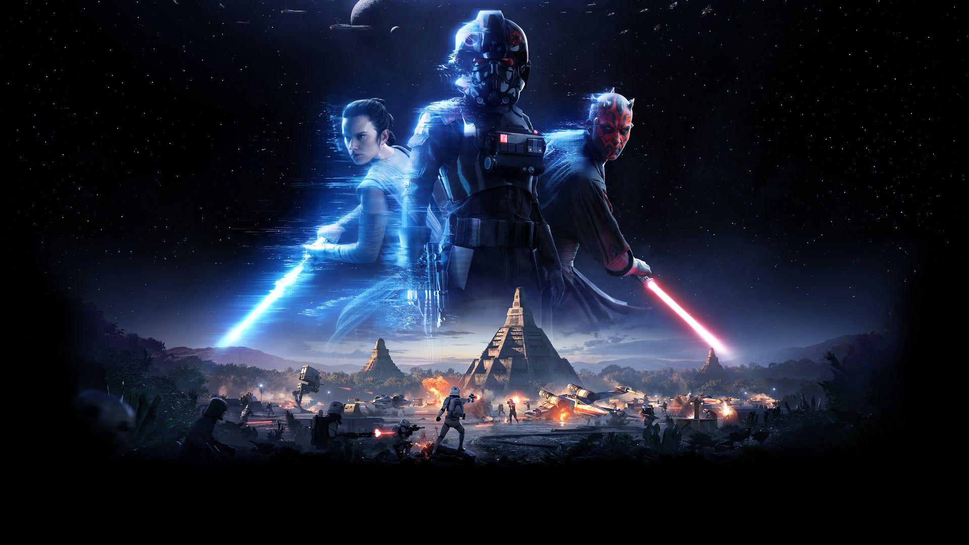 Star Wars Battlefront 2 Latest Gameplay Video Showcases ...