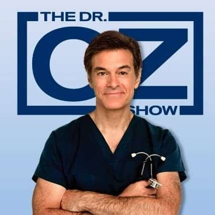 Dr Oz Admits Miracle Diet Products He Advocates Are