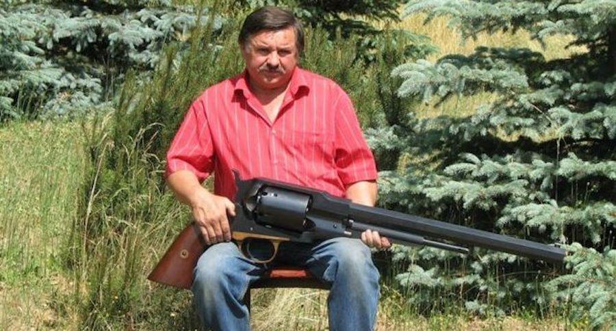 5 Handguns with Insanely Huge Calibers [PICS]