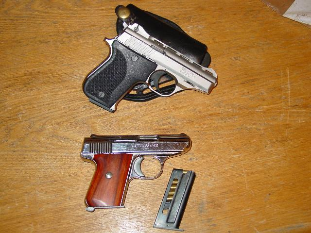 ARMSLIST - For Sale: .22 compact handguns