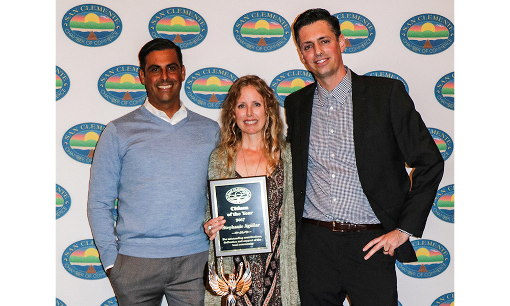 Chamber Celebrates Citizens | San Clemente Journal