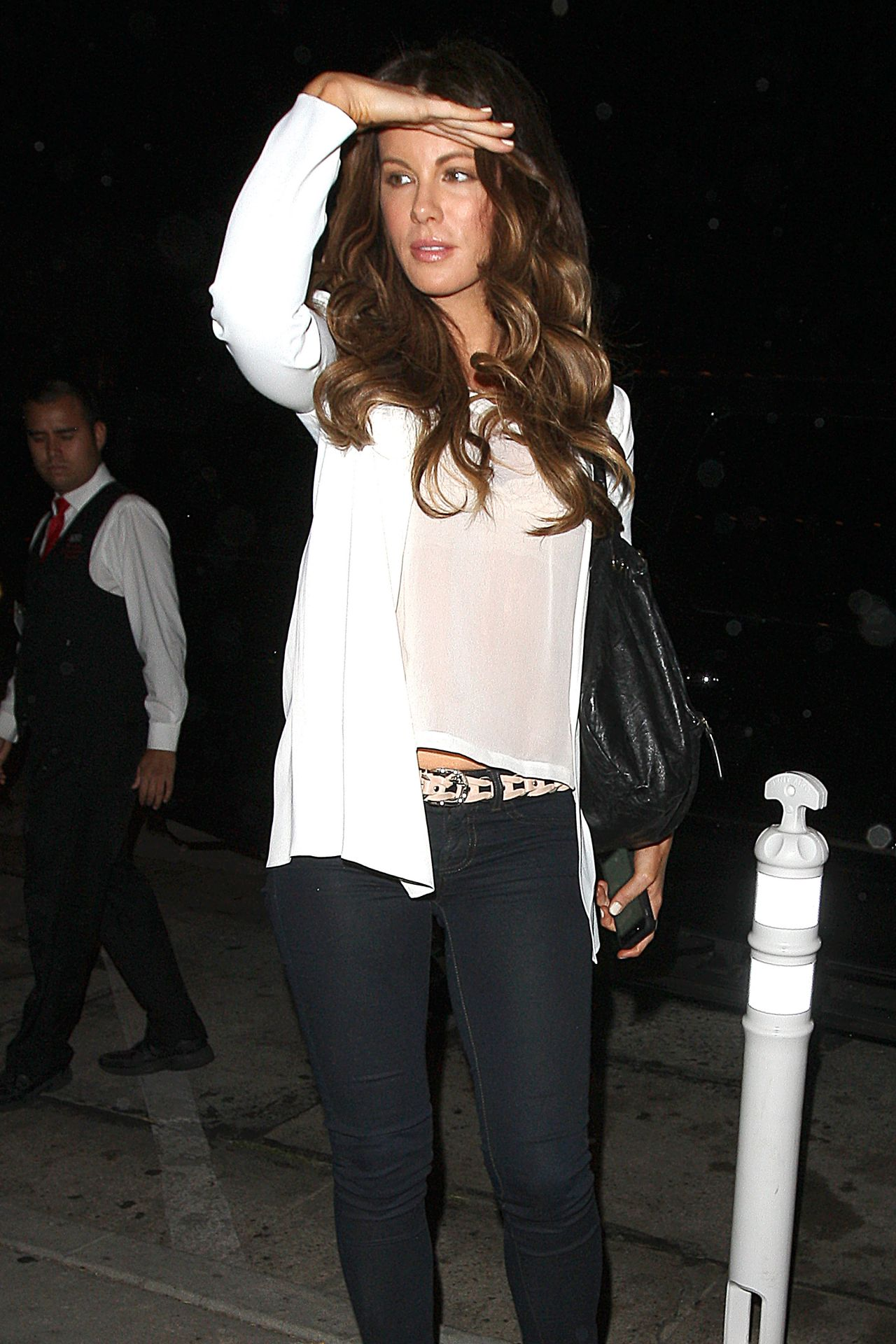 Kate Beckinsale – Out in West Hollywood, April 2015