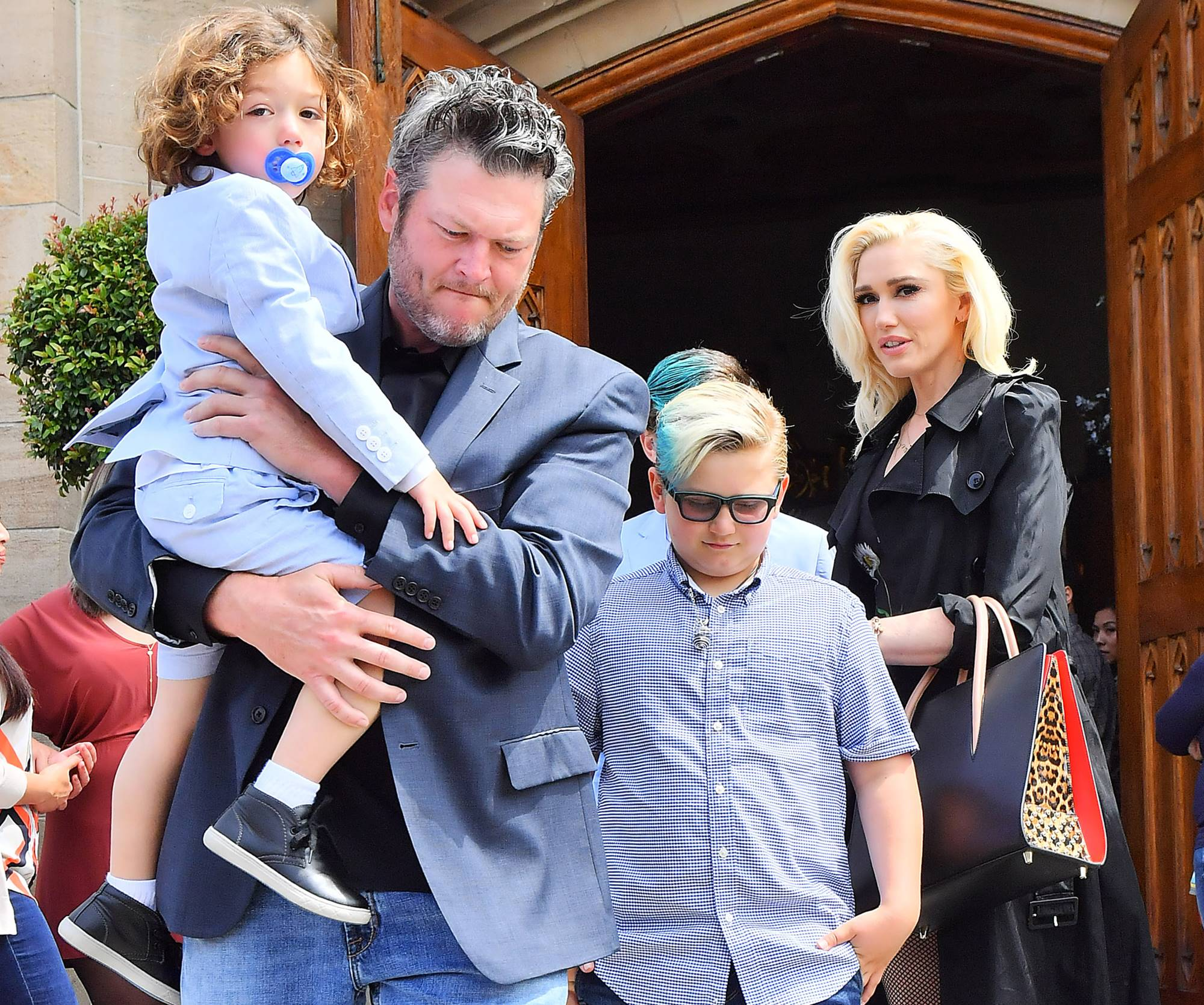 Blake Shelton Is Planning To Go All In With Gwen Stefani's ...