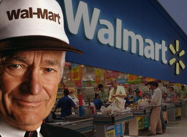 Waltons Transfer $48 Billion of Walmart Shares to Family Trust…