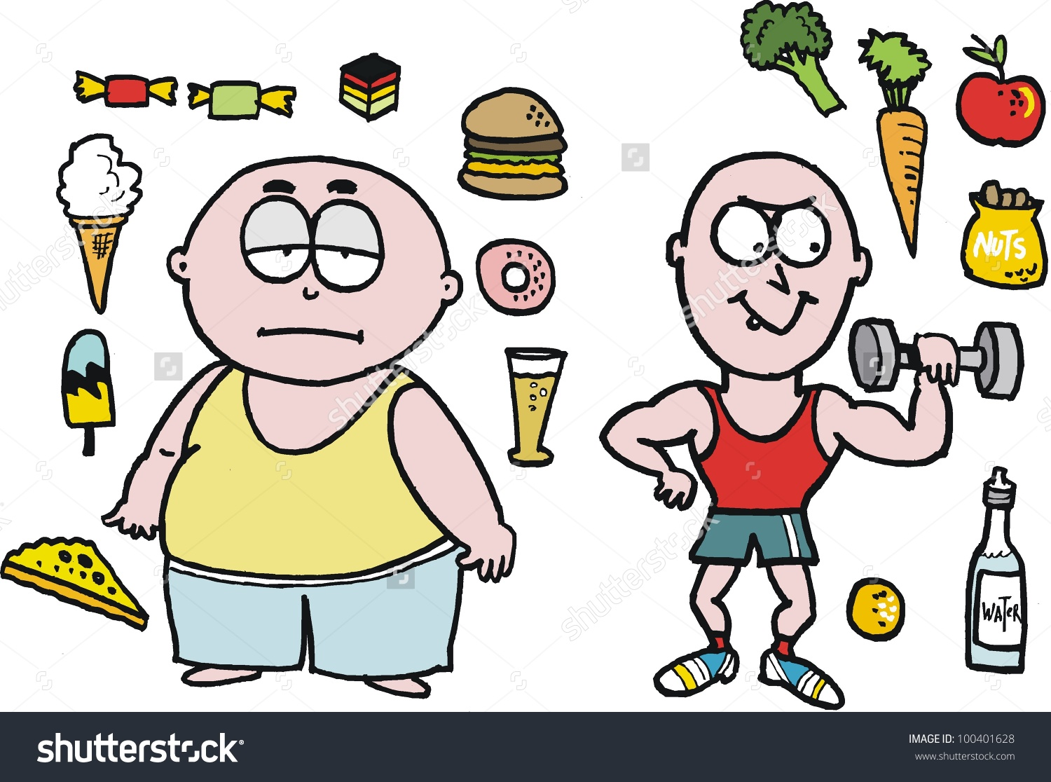 Free Healthy People Cliparts, Download Free Clip Art, Free ...
