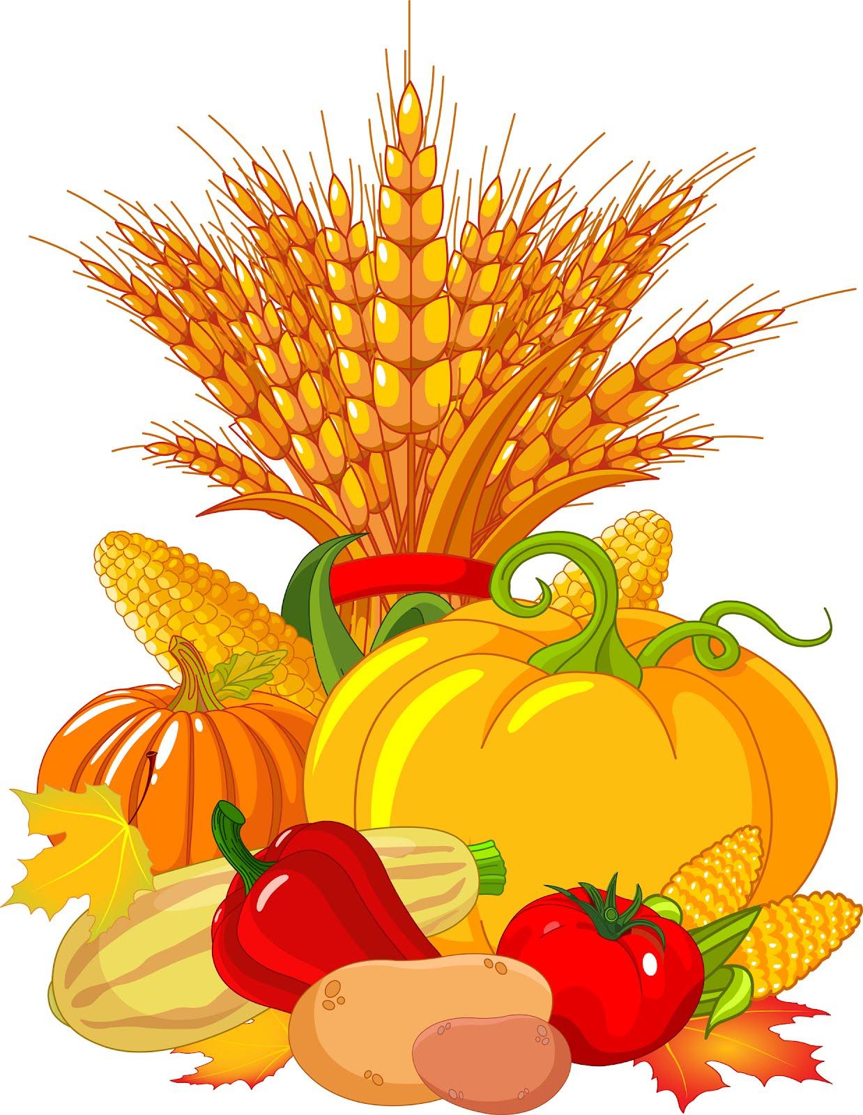 Harvest festival clip art