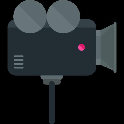 Cartoon Movie Camera | Free download on ClipArtMag