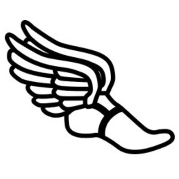 Track And Field Symbol - Cliparts.co
