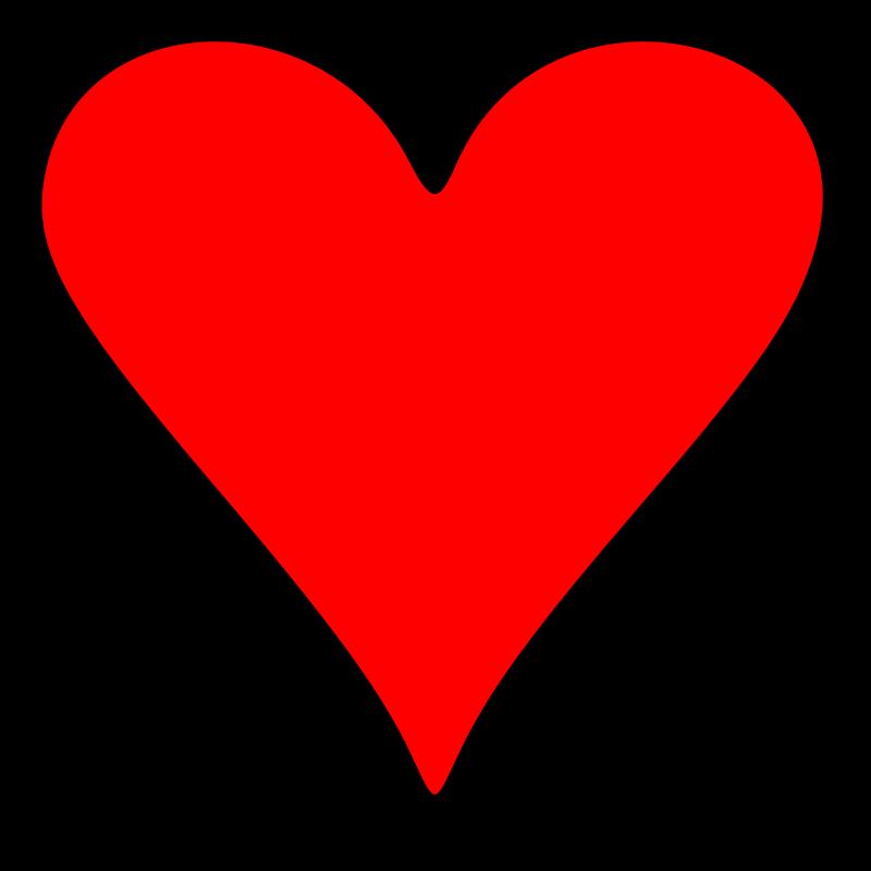 Clip Art Heart Pictures - Cliparts.co