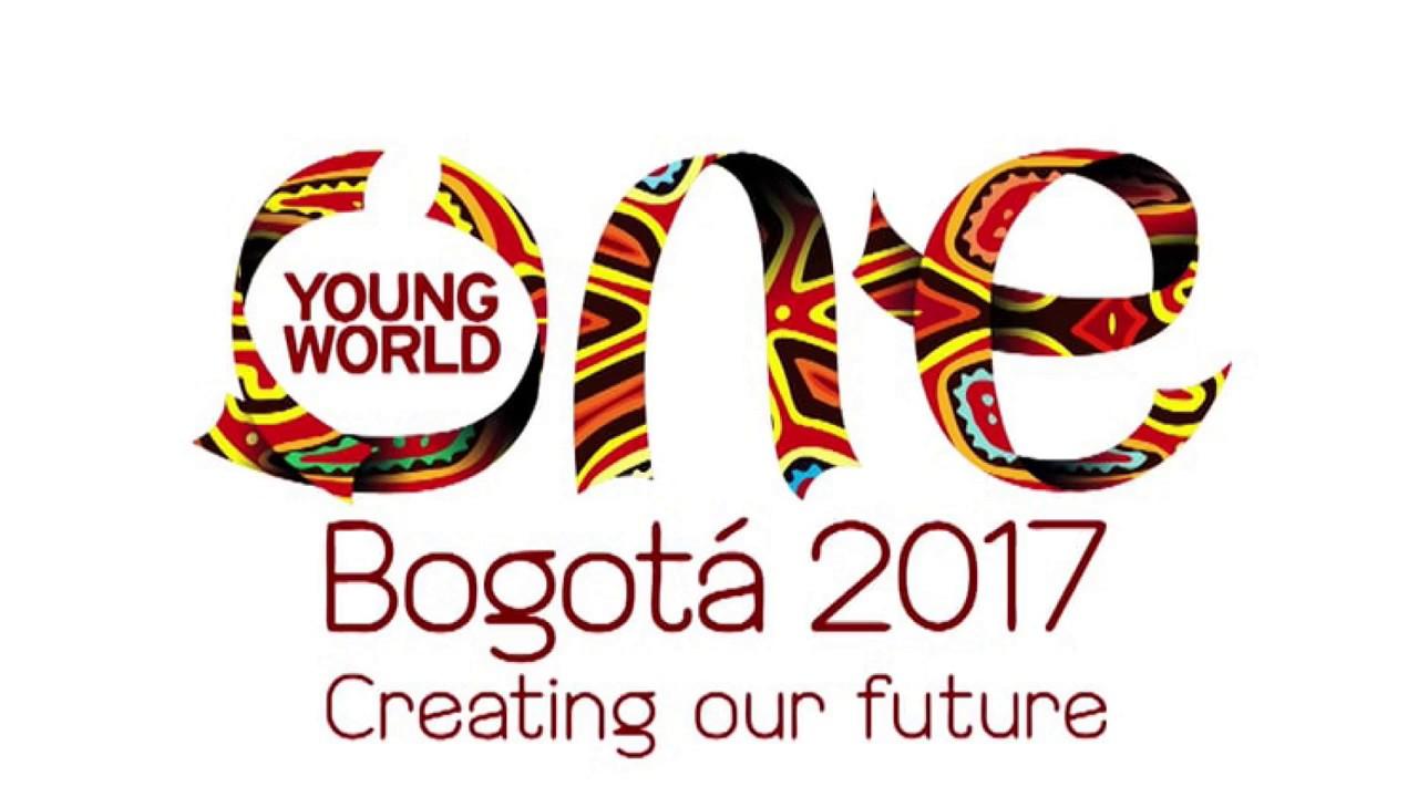Jonge wereldleiders in Bogotá bijeen tijdens One Young ...