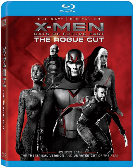 Men: Days of Future Past: The Rogue Cut: A Review by Barry Pearl ...