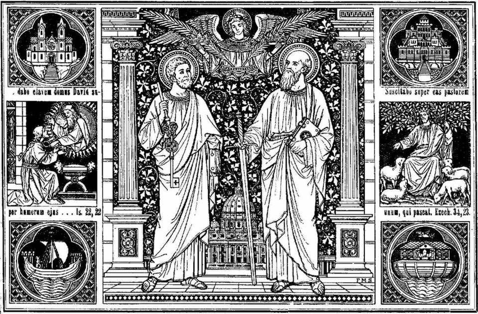 Dedication of the Basilicas of SS. Peter & Paul | Communio