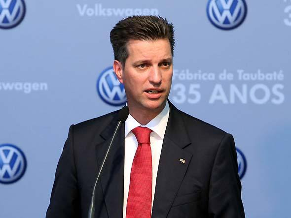 Thomas Schmall -VW names veteran exec Thomas Schmall as components chief
