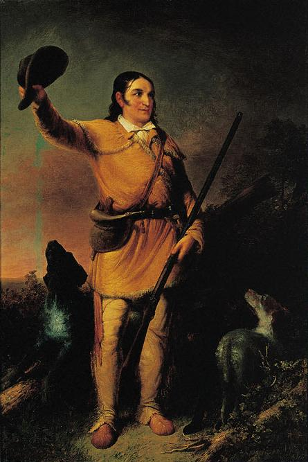 The death, eccentricities, and wardrobe of Davy Crockett - Historum - History Forums