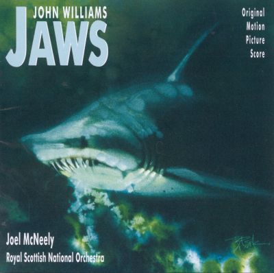 John Williams: Jaws - Joel McNeely,Royal Scottish National ...