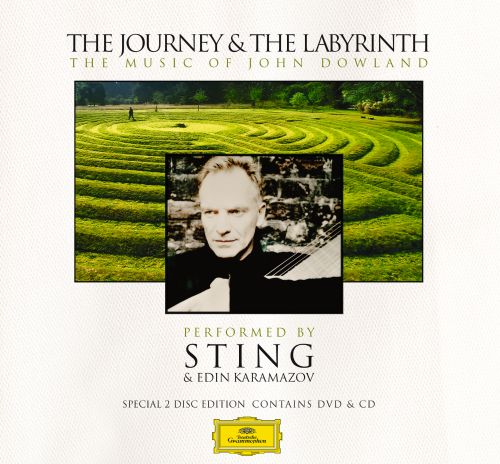 Sting Live: Music From the Labyrinth and More - Sting ...