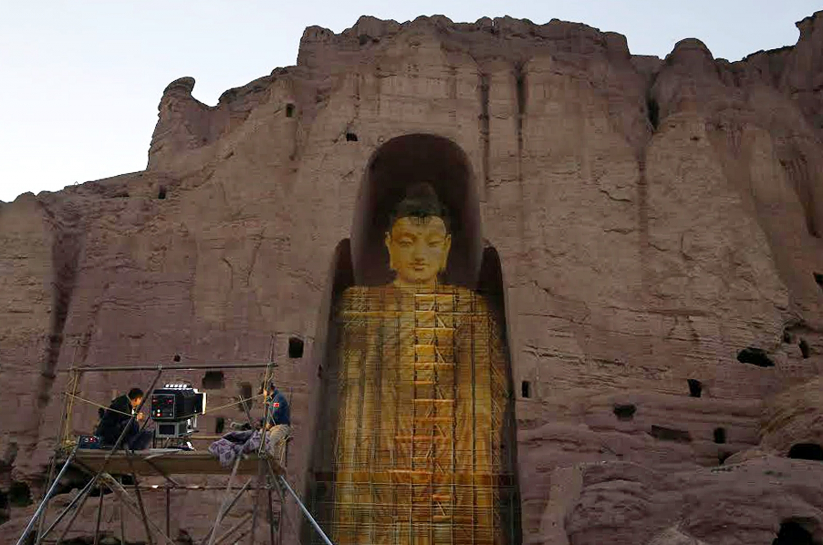 #bamiyan sur topsy.one