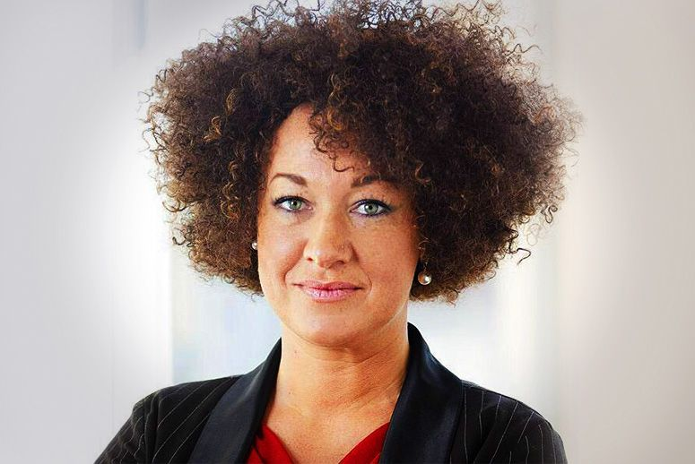 Rachel Dolezal is accused of pretending to be African American (Rachel ...