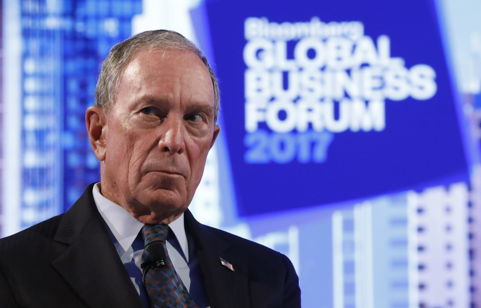 Bloomberg TV Will Cover the Boss' Presidential Campaign (But With Disclaimers)…