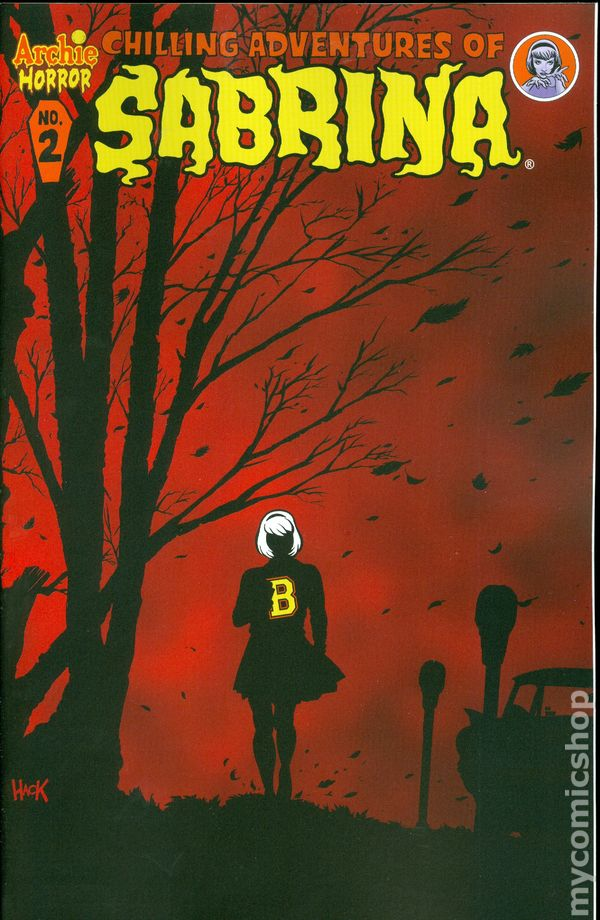 Chilling Adventures of Sabrina (2014 Archie) comic books