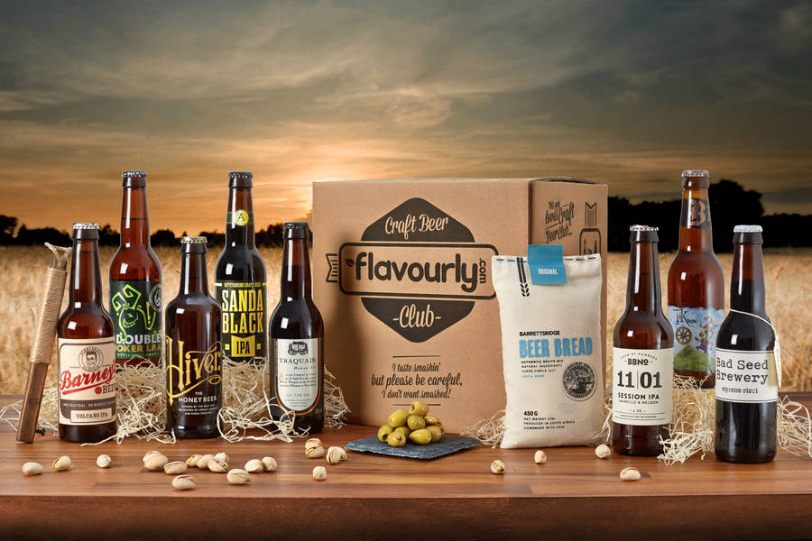 Flavourly craft beer club review and reader offer - Dad ...