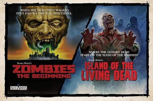 Daily Grindhouse | [BRUNO MATTEI DOUBLE-FEATURE] ISLAND OF ...