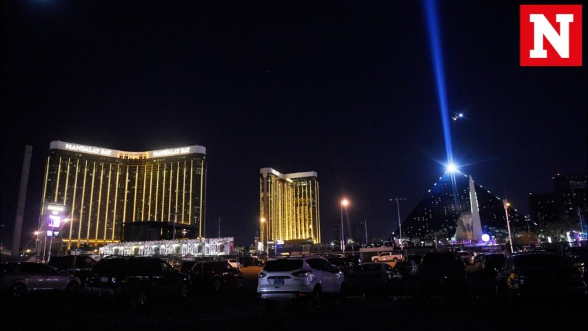 ... and other politicians react to Las Vegas shooting on social media