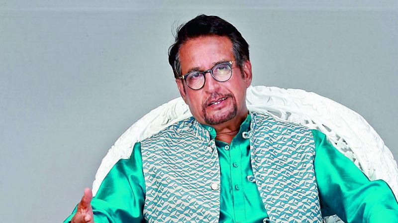 Kiran Kumar to play a leading man at 60