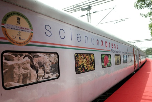 Science Express Biodiversity Train Phase-II Launch