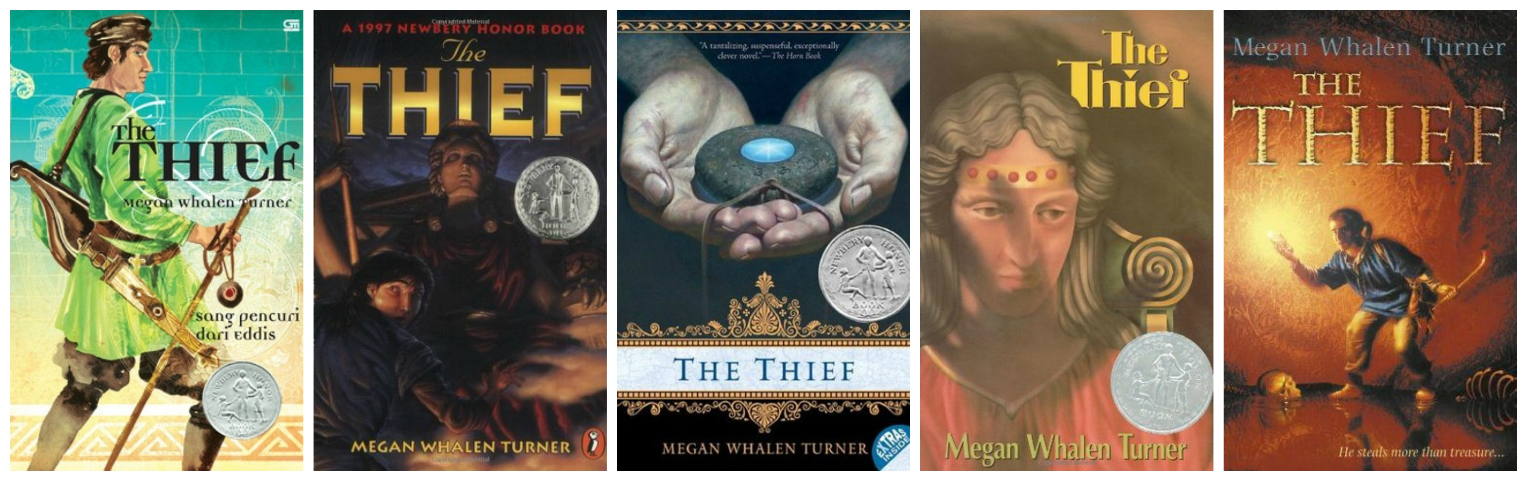 Megan Whalen Turner Archives - The Deliberate Reader