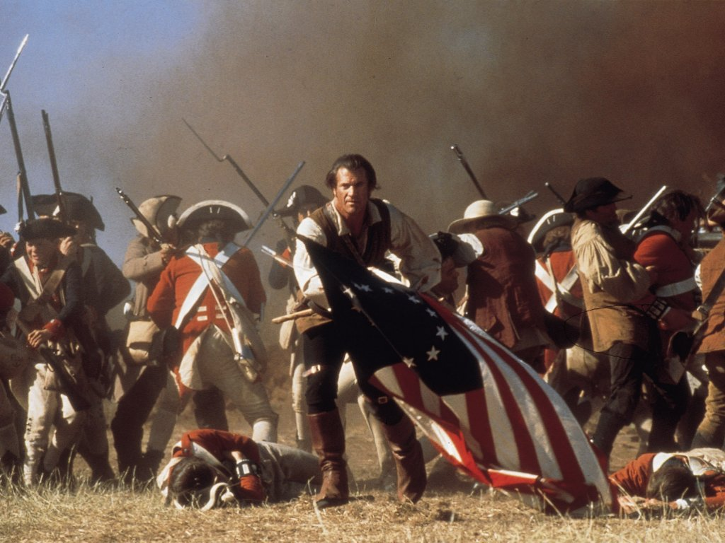 The Patriot **** (2000, Mel Gibson, Heath Ledger, Jason ...