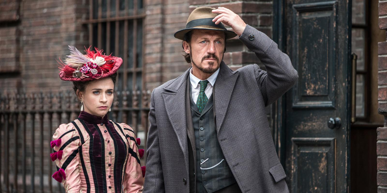 Ripper Street: Watch an exclusive clip from the series finale