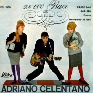 Adriano Celentano — 24 Mila Baci Lyrics