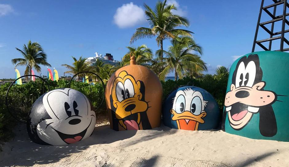 Disney Cruise Line Reveals Fall 2019 Itineraries ...
