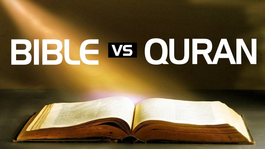 VIDEO: A Comparison of Violence in the Bible and the Koran ...