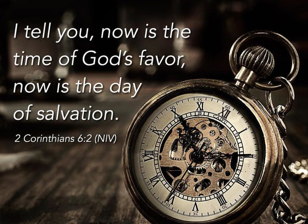 Daily Bible Reading Devotional [2 Corinthians 5:20b-6:10 ...