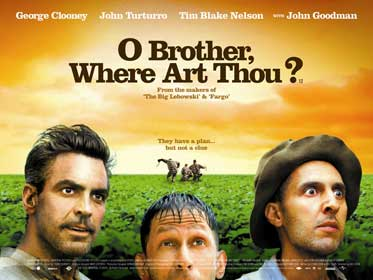 """Brian Terrill's 100 Film Favorites - #62: """"O Brother ..."""