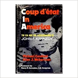 Coup D'Etat in America: The CIA and the Assassination of John F ...