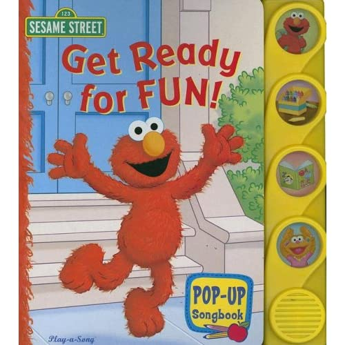 Get Ready for Fun! (Sesame Street Music Works