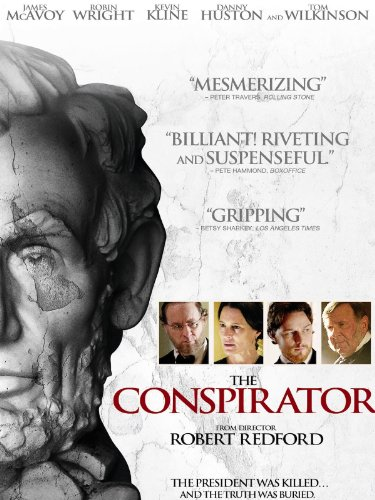 Amazon.com: The Conspirator: James McAvoy, Robin Wright, Kevin Kline ...