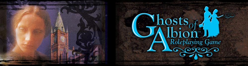 Eden Studios, Inc. - Ghosts of Albion RPG
