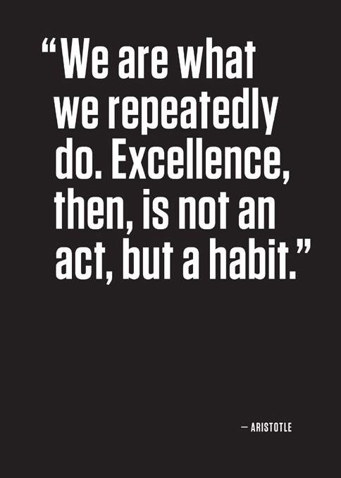 Good Habits Make Life Easier   Elemental Wellness