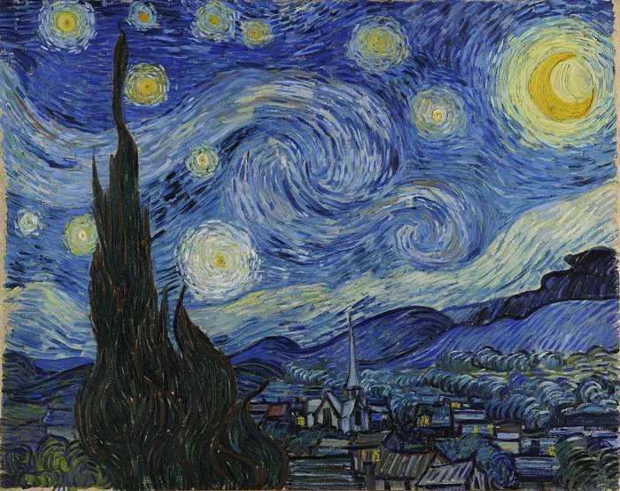 10 masterpieces of art | Art - BabaMail