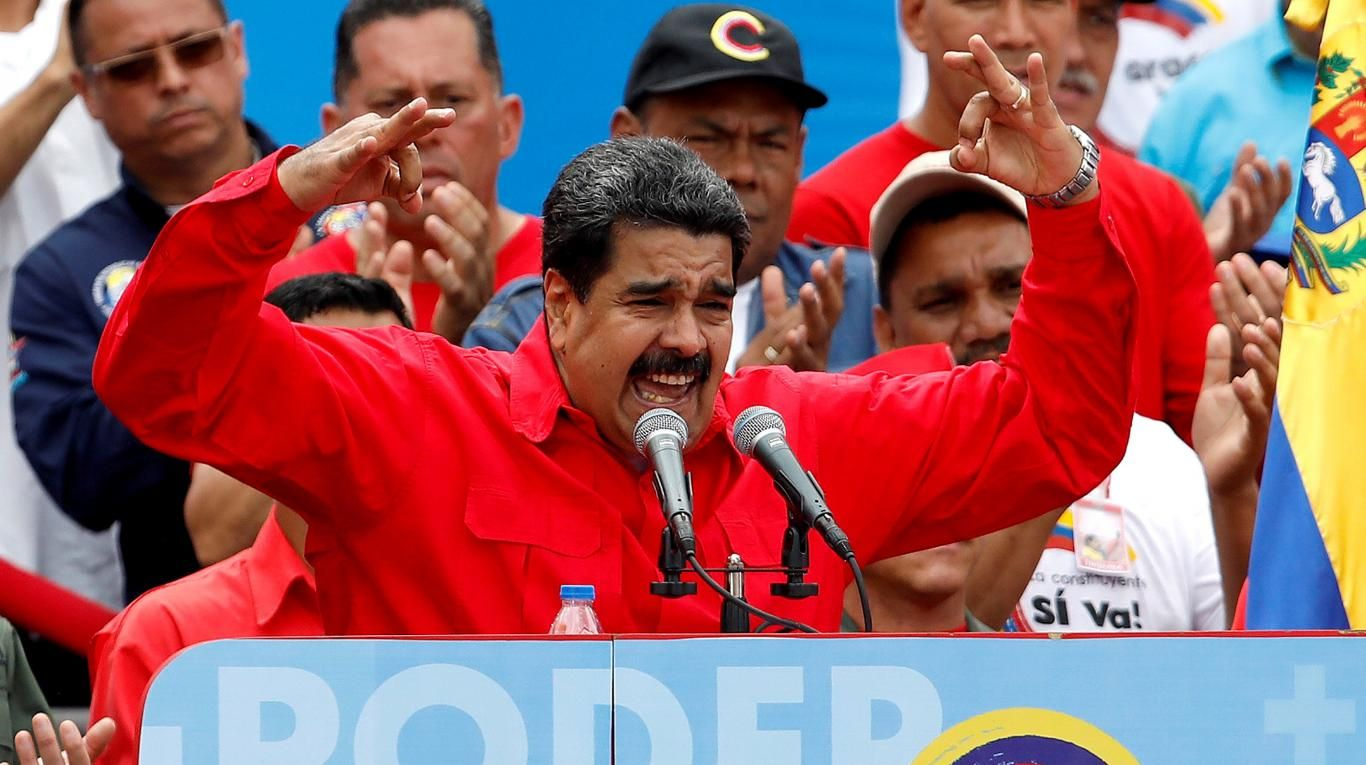 Venezuelan presidential elections for April 22 — MercoPress