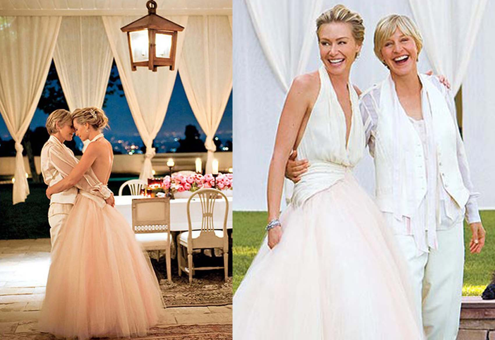 5 Celebrity Lesbian Couples Whose Relationships We Admire ...